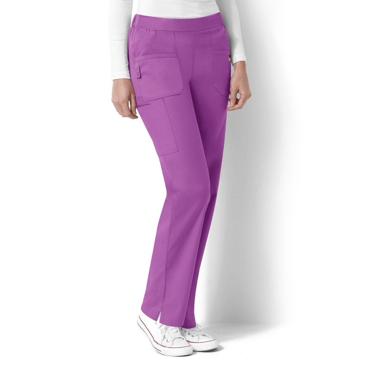 f0493ba46b2 Women's Next Madison Elastic Waistband Scrub Pants - WonderWink Scrubs