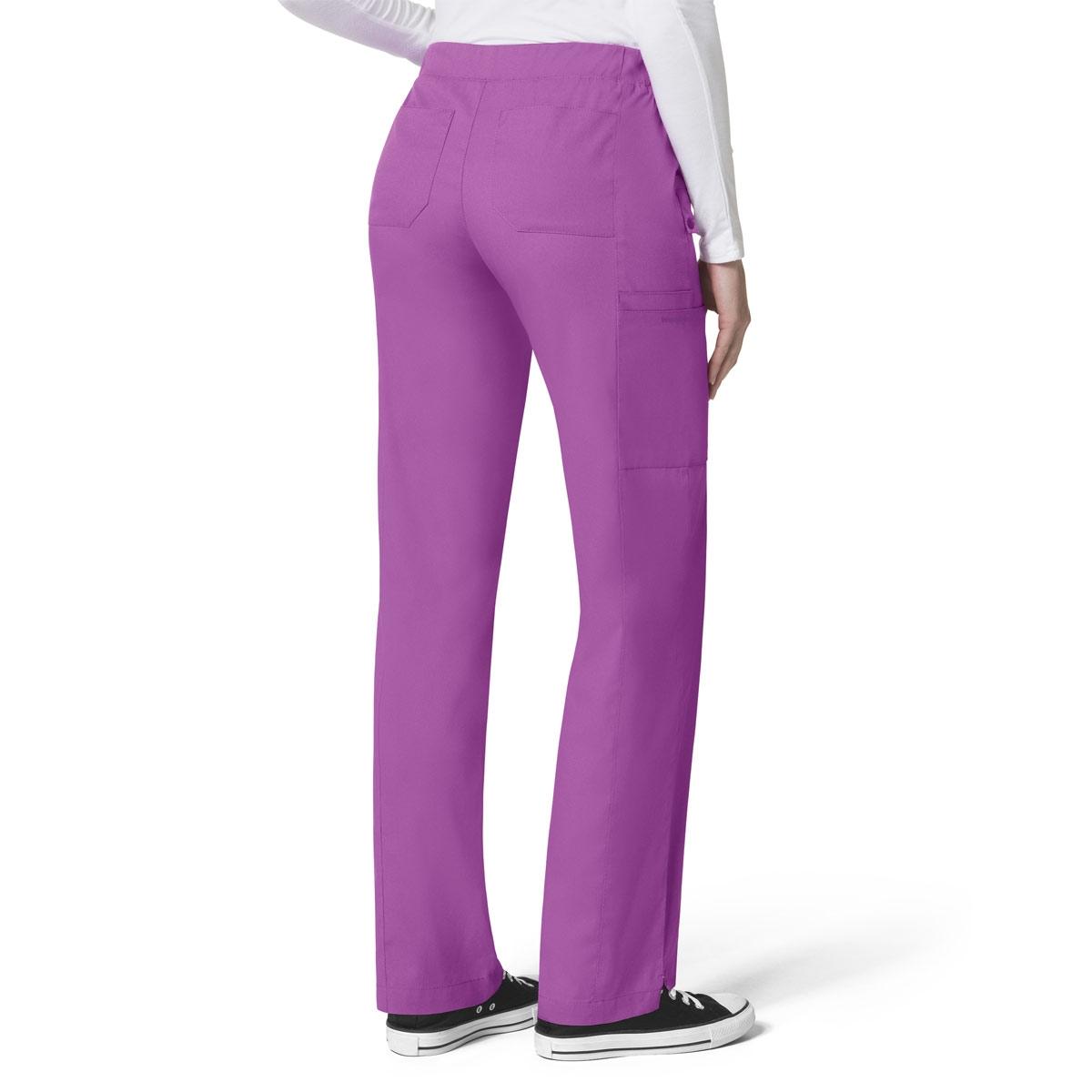 07790257def Women s Next Madison Elastic Waistband Scrub Pants - WonderWink Scrubs