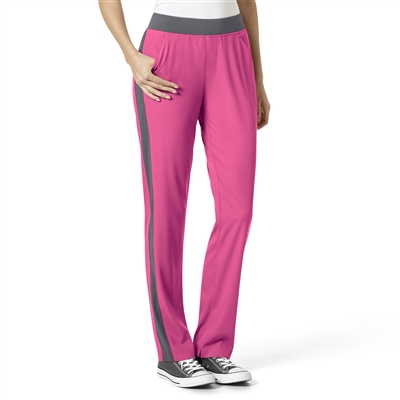 WonderWink Aero Women's Flex Racer Pull On Pant