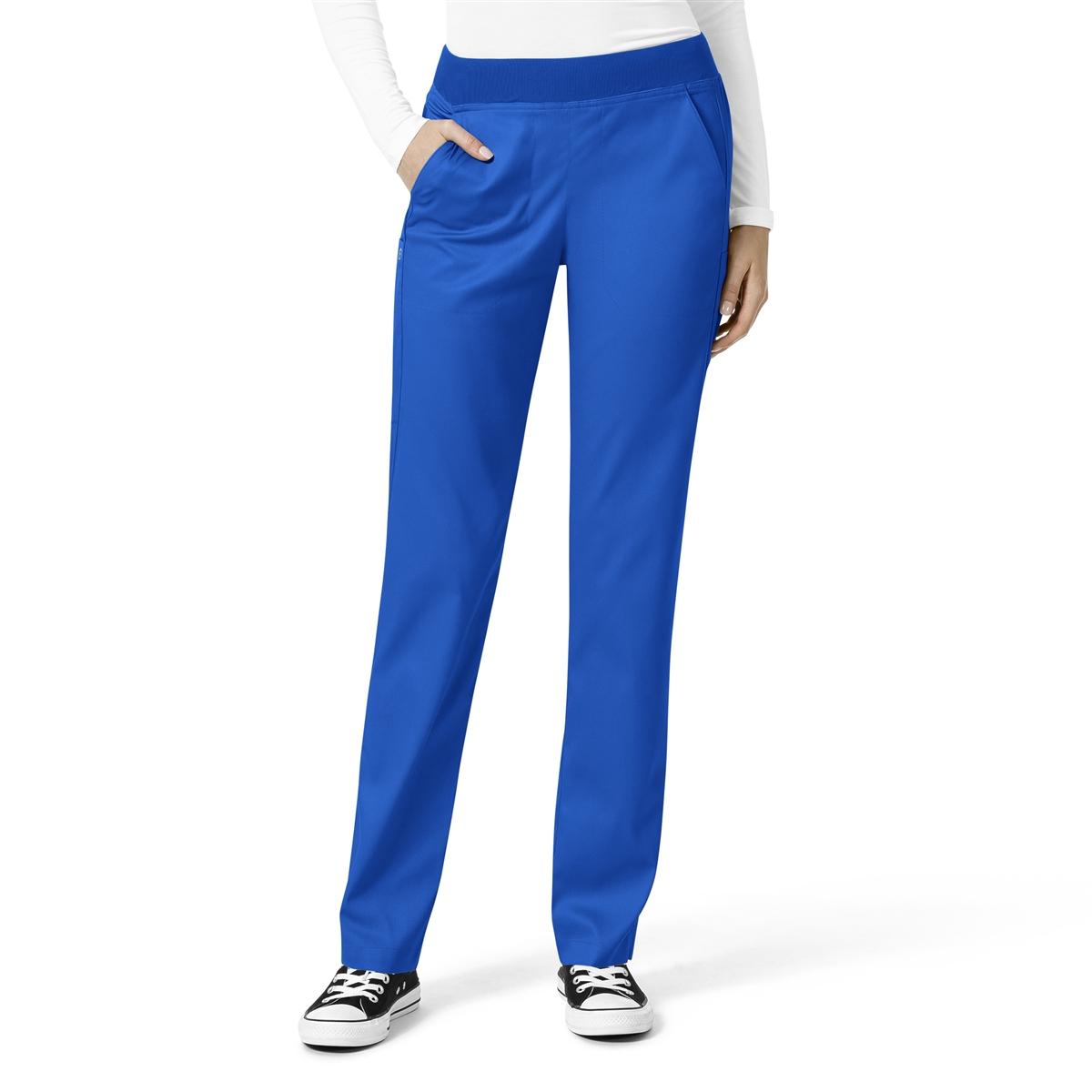 f4f6c0b0a79 PRO Women's Knit Waist Cargo Pant - WonderWink Scrubs