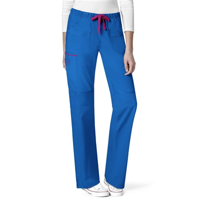 WonderWink WonderFLEX Joy Denim Style Straight Pant
