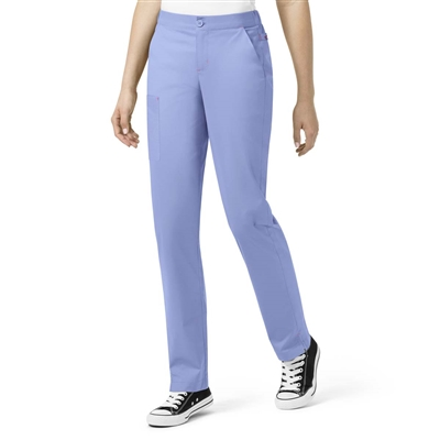 WonderWink WonderFLEX Stylized Pocket Pant