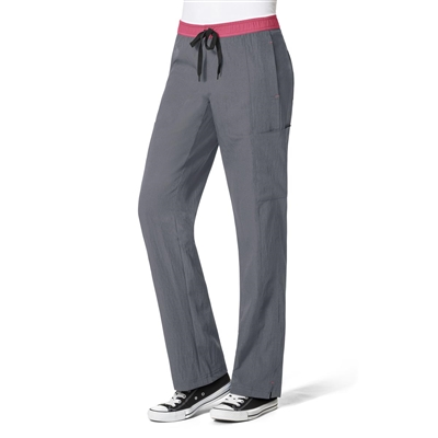 WonderWink Four-Stretch Straight Leg Cargo Pant