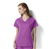 WonderWink Scrubs NEXT Charlotte V-Neck Top