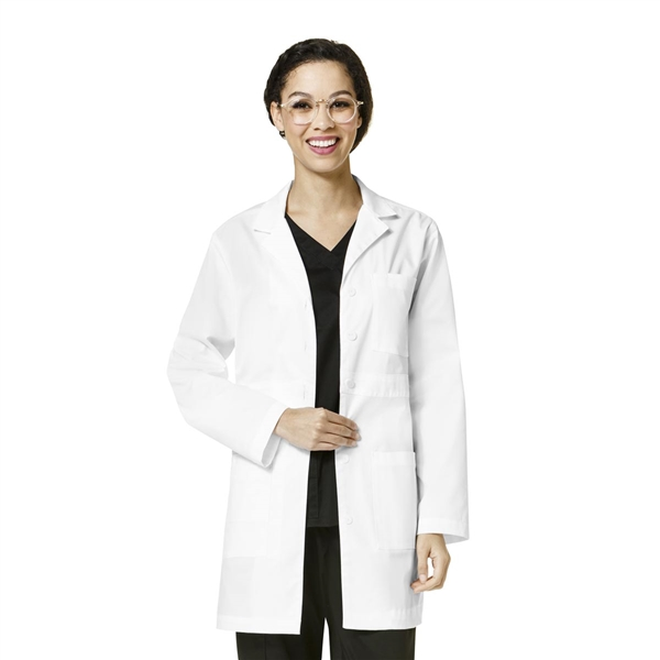 WonderWink WonderWORK Women's Basic Lab Coat