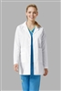 WonderWink Unisex Student Lab Coat in White