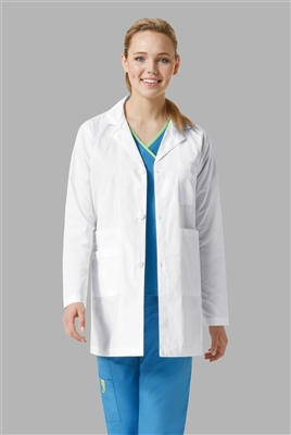 Unisex Student Lab Coat by WonderWink