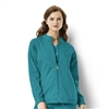 WonderWink Scrubs NEXT Boston Zip Front Warm-Up Jacket