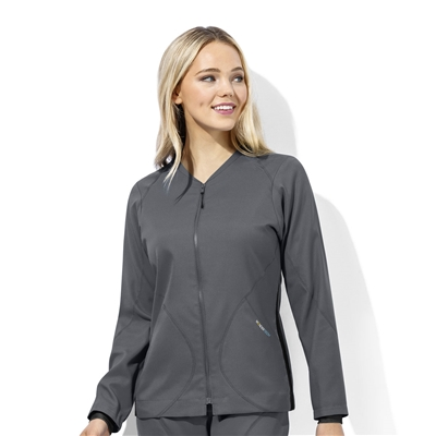 WonderWink WonderTECH Women's Tech Warm-Up Style Jacket