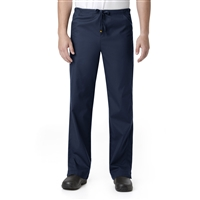 Carhartt Unisex Premium Full Drawstring Pull On Pant in Navy