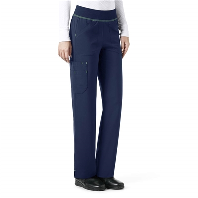 Carhartt Women's Cross-Flex Knit Waist Straight Leg Cargo Pant