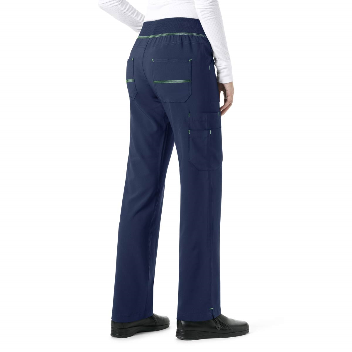 f61785b35161d Scrub Cargo Pants For Women With Cross-Flex Fabric!