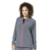 Carhartt Cross-Flex Women's Mix Zip Front Jacket