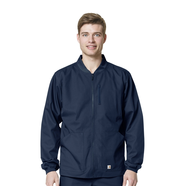 Carhartt Men's Ripstop Zip Front Jacket