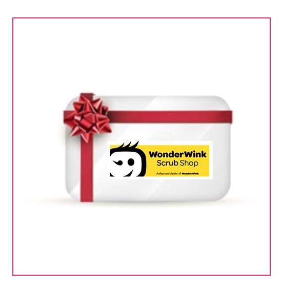 wonderwink gift certificate