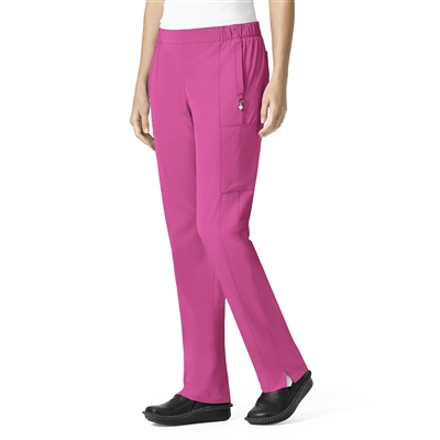 Mary Cargo Pant in Pretty Pink