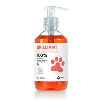 Brilliant Salmon Oil 100%