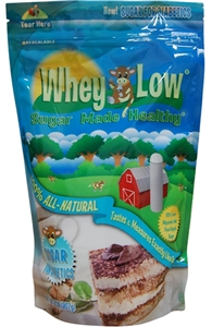 Whey Low Type D Granular Pouch Natural Sweetener