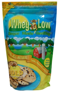 Whey Low Gold Pouch Brown Sweetener