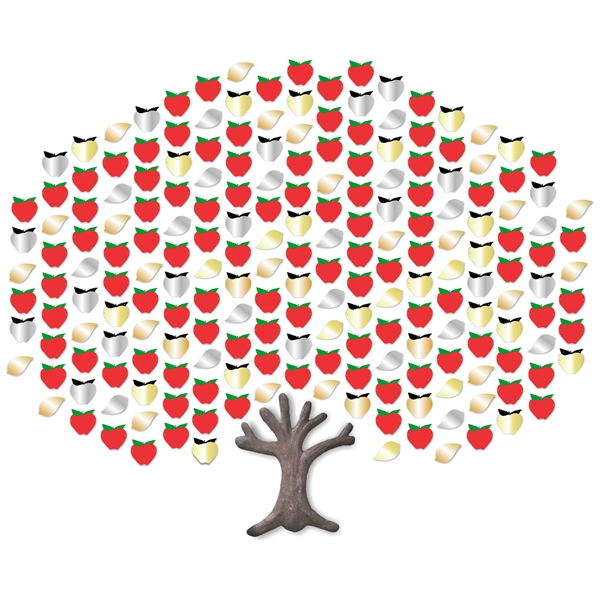 Expanding Apple Tree (203 apples)