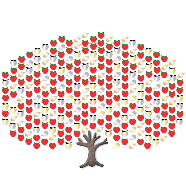 Expanding Apple Tree (280 apples)