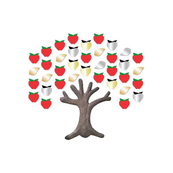 Expanding Apple Tree (37 apples)