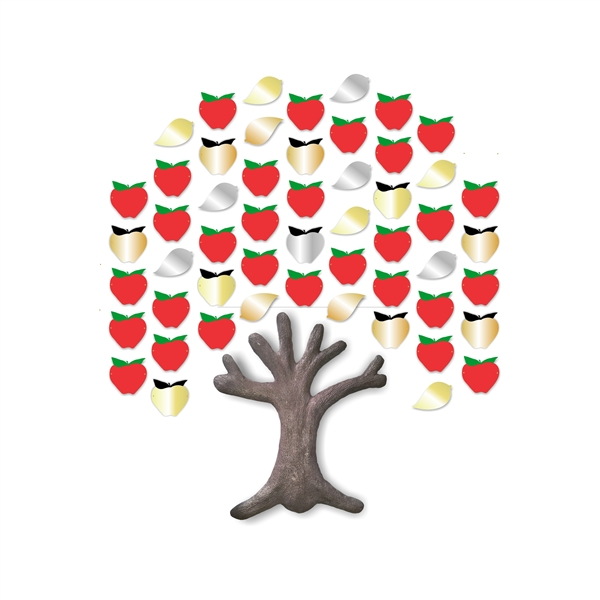 Expanding Apple Tree (53 apples)