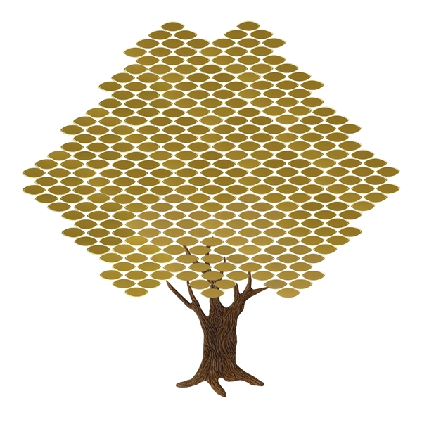 Expanding Modular Tree (310 leaves)