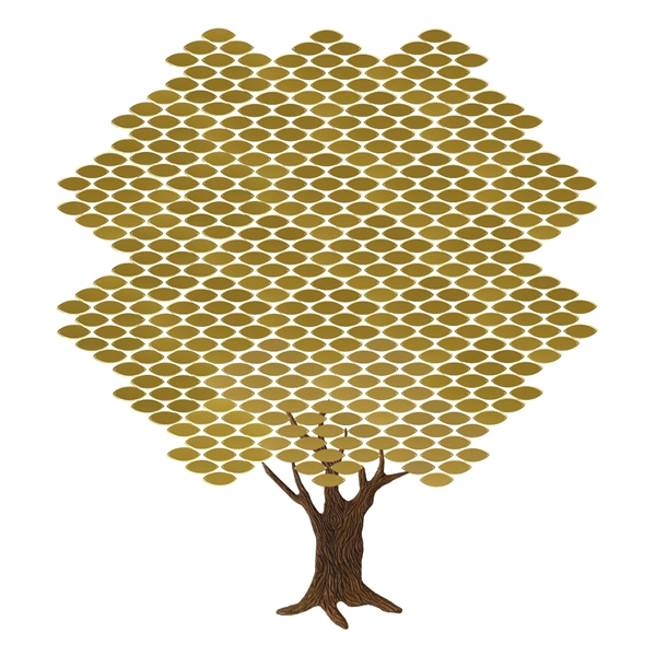 Expanding Modular Tree (413 leaves)