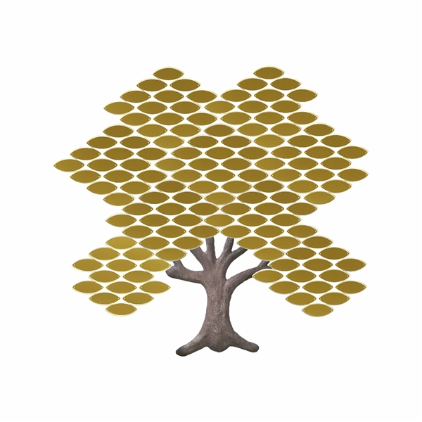 Expanding Modular Tree (134 leaves)
