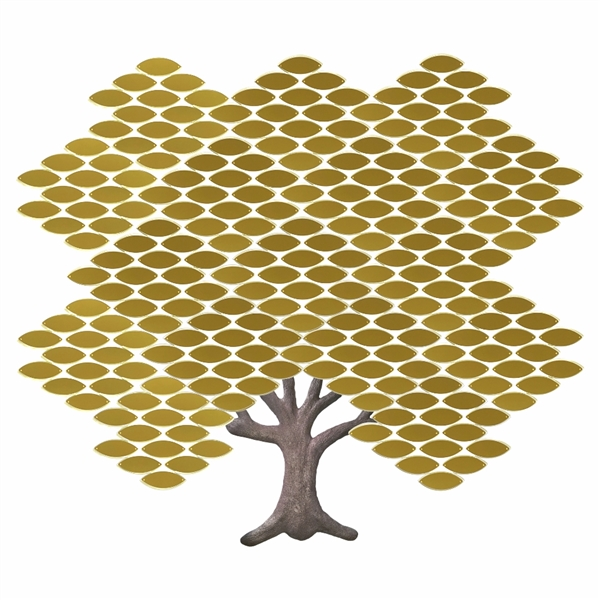 Expanding Modular Tree (265 leaves)
