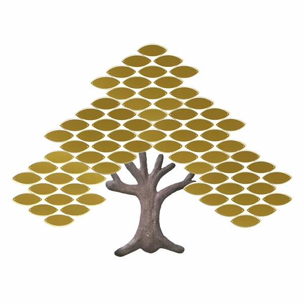 Expanding Modular Tree (74 leaves)