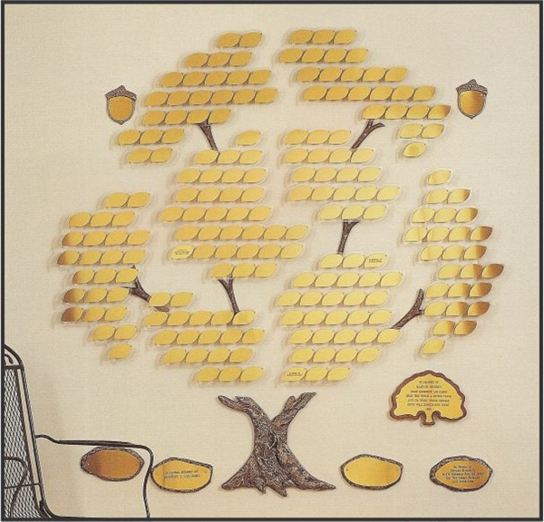 The Growing Tree 200 (Donor Recognition Tree)