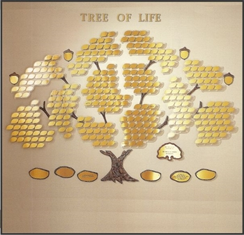 The Growing Tree 300 (Donor Recognition Tree)