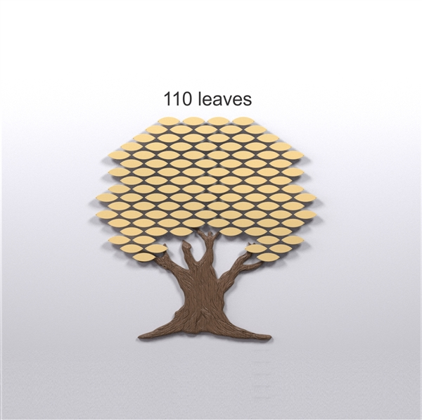 The Miki Expanding Modular Tree (110 leaves)