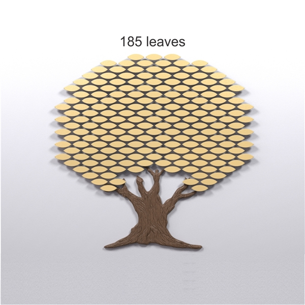 The Miki Expanding Modular Tree (185 leaves)
