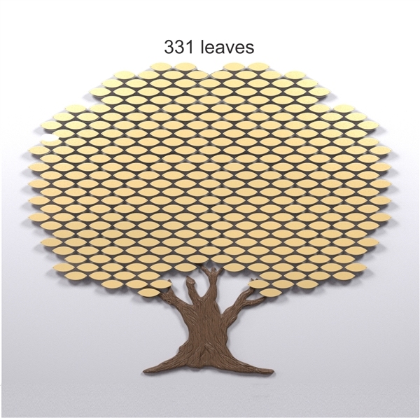 The Miki Expanding Modular Tree (331 leaves)