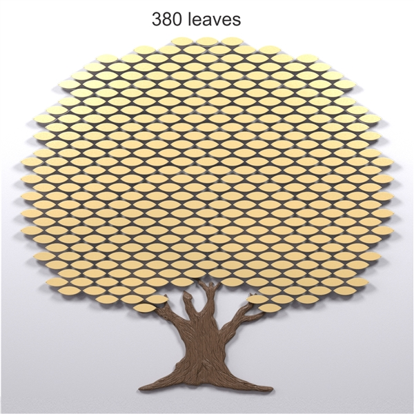 The Miki Expanding Modular Tree (380 leaves)