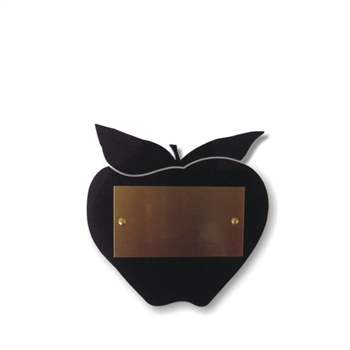 Apple Recognition Plaque Accessory