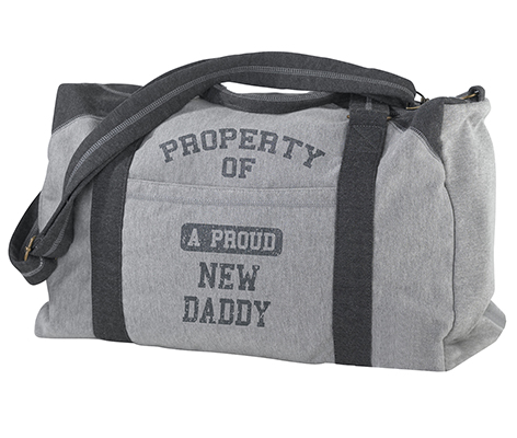 Property of Daddy Baby Diaper Bag