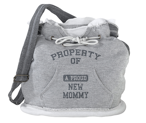 Property of Mommy Baby Diaper Bag