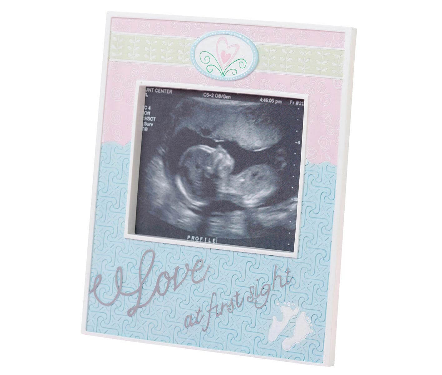 Love at first sight ultrasound picture frame jeuxipadfo Gallery
