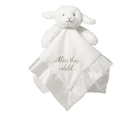 Lamb Security Blanket