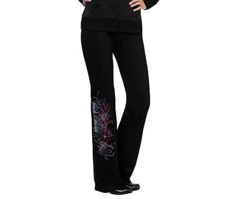 Bride Pants Black
