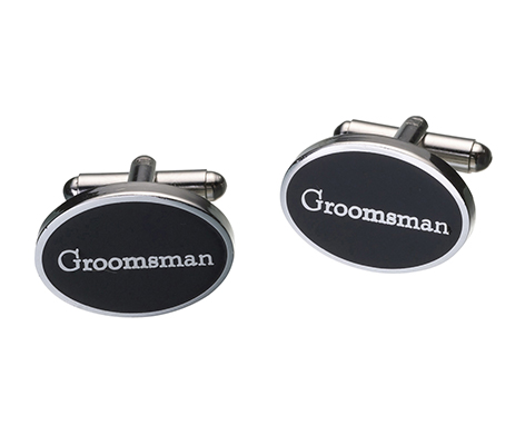 Groomsman Cufflinks Wedding Party Accessories Gift