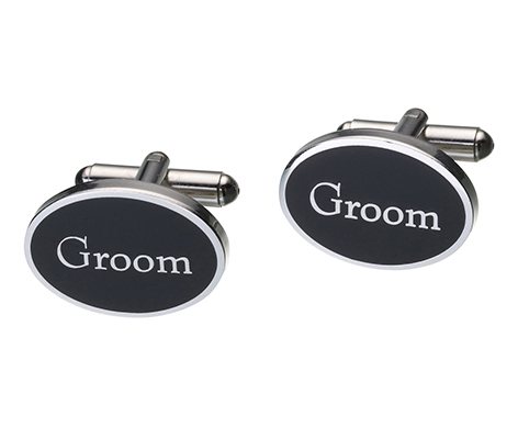 Groom Cufflinks Wedding Party Accessories Gift