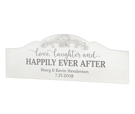 Personalized Wedding Ceremony Unity Sand Vase