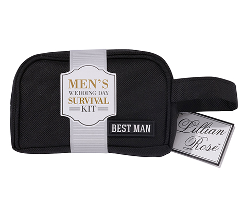 Best Man Survival Kit