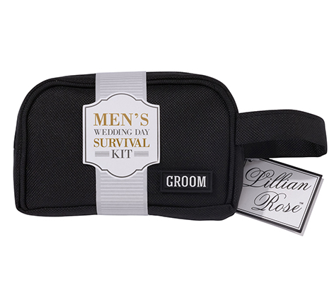Groom Survival Kit