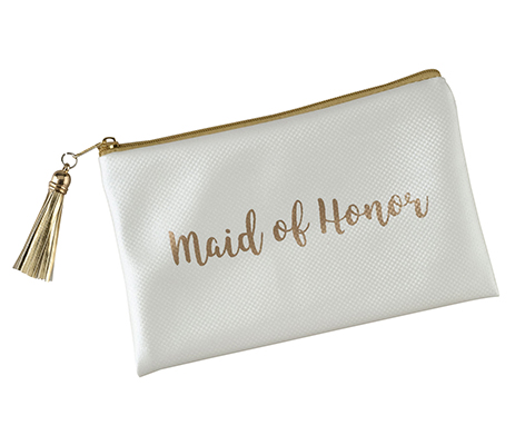 Gold Maid of Honor Survival Bag